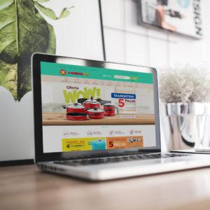 A Cozinha Pop - Loja Virtual